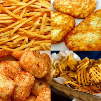 Fries & Hash Browns