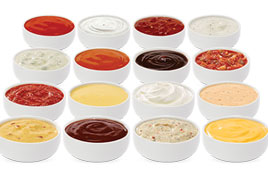 Salad Dressings & Sauces
