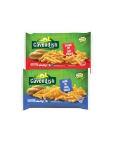 Cavendish Fries 1kg