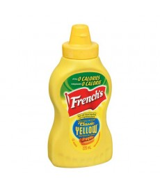 French's mustard 225ml