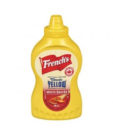 French's spicy mustard 400ml