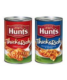 Hunt's Pasta sauce (Thick & Rich) 680ml